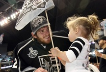 Meet the Kings / Get to know your favorite Kings players on and off the ice! / by LA Kings