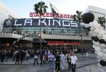 Kings Castle / Your inside peek to the home of the Kings: STAPLES Center. / by LA Kings