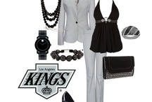 Fit for a King / Show your pride in style with this Los Angeles Kings apparel.