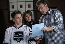 Extra, Extra! / Check out your Los Angeles Kings media stories / by LA Kings