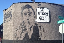 LA Art / Creatively yours, the Los Angeles Kings...