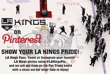 Fan Trend #LAKingsPin / LA Kings Fans: Tweet or Insta your favorite Kings photos using #LAKingsPin, and we will compile them here with a  shout out for other fans to enjoy...let's show that Kings pride! / by LA Kings