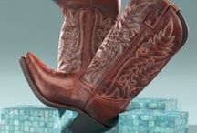 Cowboy/Cowgirl Boots / by Deborah Merrill Williams