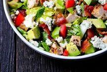 I [heart] salads