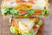 I [heart] sandwiches