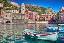 Cinque Terre / My dream trip. / by Robin Tillman