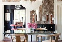 Dine / Interior Design Fair Dining Inspiration / by Interior Design Fair