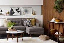 Living Room / by Jamie Leung