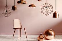 Come & Get Me, Coppers! / Interior Design Fair's Copper & Rose Gold Trend Inspiration / by Interior Design Fair