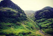 I ❤️ Scotland / Scottland