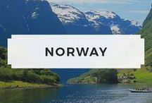 Travel: Norway / Travel with me to Norway