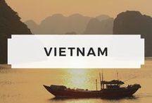 Travel: Vietnam / Travel with me to Vietnam