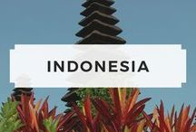Travel: Indonesia / Travel with me to Indonesia