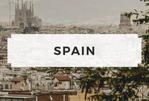 Travel: Spain / Travel with me to Spain