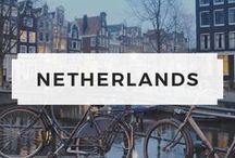 Travel: Netherlands / Travel with me to the Netherlands