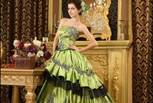 Quinceanera Dresses / Quinceanera Dresses 2015,ball gown prom dresses 2015,ball gown prom dresses cheap,ball gown prom dresses sale / by Vampal Dresses