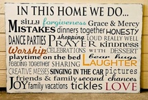For the Home / by Stephanie DeVore