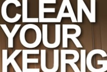 Cleaning tips / by Kristin Ray
