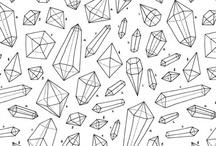 IT'S POLYGONAL / a lof of triangles
