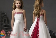 Flower Girl Dresses / flower girl dresses for less,flower girl dresses cheap,ivory flower girl dresses,cheap flower girl dresses / by Vampal Dresses