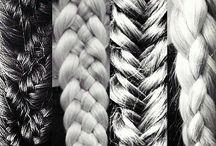 Hair / by Katrina Alumbaugh