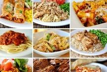 <3 food <3 / by Chelsey Erwin-Coffman
