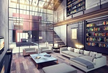 Interior Design / by Anastasija Šijan