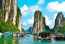 Travel - Asia / by Jamie Fleet