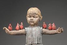Dolls and Mannequins / by Carol Kline