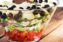 Salads and Side Dishes / by Kristin Ray