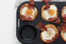 Breakfast Food / by Kristin Ray