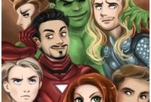 Everything Avengers / by Krista Watkins