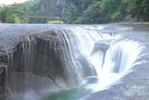 Japan,Waterfalls