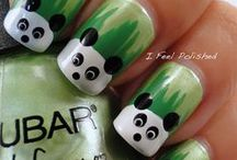 Nail Tutorials To Try / Check out my blog @ http://peacemanor.blogspot.com