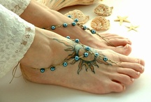 Barefoot sandals / by Aisha Zahir