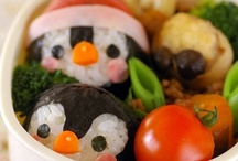 Bento Box Ideas / packing lunch for picky eaters / by Cynthia Nguyen