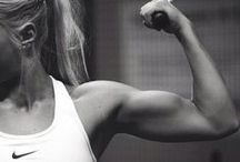 Fitness :) / by Allison Loebrick