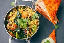 Vegan Meal Ideas / by Cynthia Nguyen
