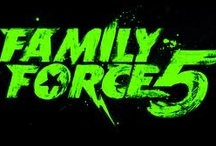 Family Force 5 :D / by Cory Burk
