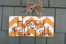 Fall / Fall things, creations and ideas / by Kristin Ray