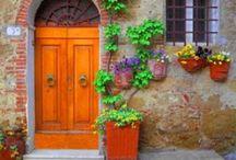 Doors / by Steve Wasson