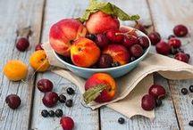 Rengarenk Yaz Meyveleri! / İçinizi ferahlatacak rengrarenk yaz meyveleri!