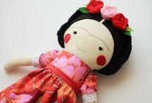 Dolls & Toys / by Gizoca Ateliê