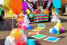 Live-Action Candyland / Junior High event