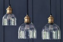 Sofology | Lighting Ideas / Sparking those light bulb moments with our favourite lighting ideas for your living room.