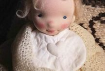 Fig and me / Natural fiber art dolls and toys. Please visit my website for more http://www.figandme.com