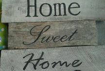 home swEet home / by Lindsey Westervelt