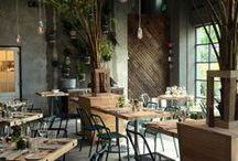 Bars, cafés and resturants