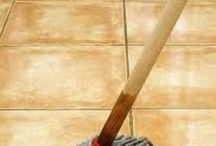 Cleaning Tips & Ideas  / by Donna Ingalls