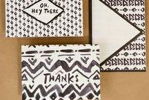 Fonts & Frills on Paper